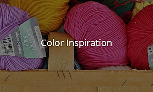 Color Inspiration Archives - Couch Surfer Crochet