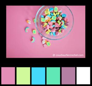 Color Inspiration Color Palette Pastel