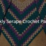 Sparkly Serape – Crochet Pattern