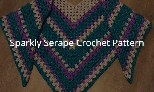 crochet poncho pattern, crochet serape pattern, poncho pattern, crochet poncho